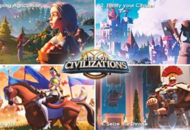 Rise of Civilizations is the closest thing to Civilization on mobile