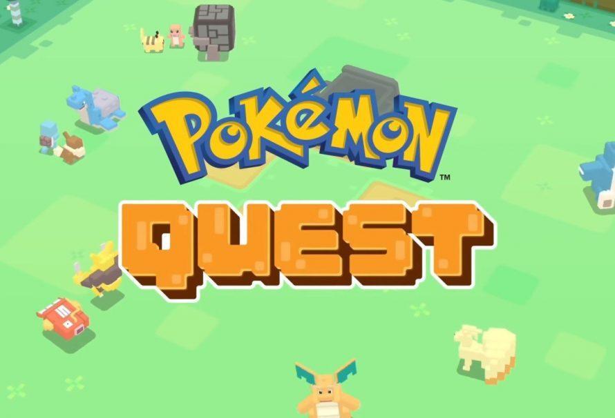 Pokémon Quest wird Ende Juni auf Android erscheinen