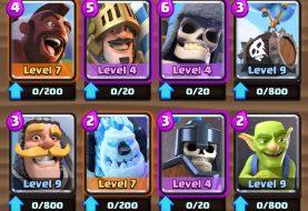 Clash Royale Dezember Balance Änderungen Update