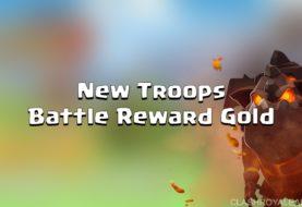 Neue Truppen: Lavahund, Skelettkrieger + Belohnungsgold