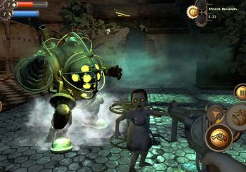 Bioshock, eines der besten FPS-Spiele aller Zeiten, erscheint auf iPhone und iPad