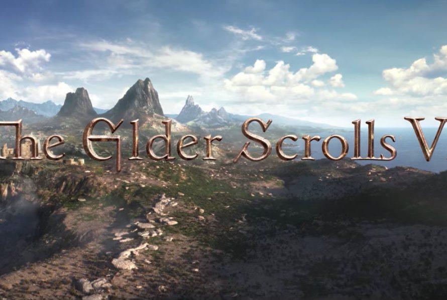 Elder Scrolls 6: Bethesda drops surprise teaser trailer at E3