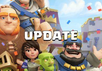 Clash Royale August Balance Update - Brücke Spam Meta ist vorbei!