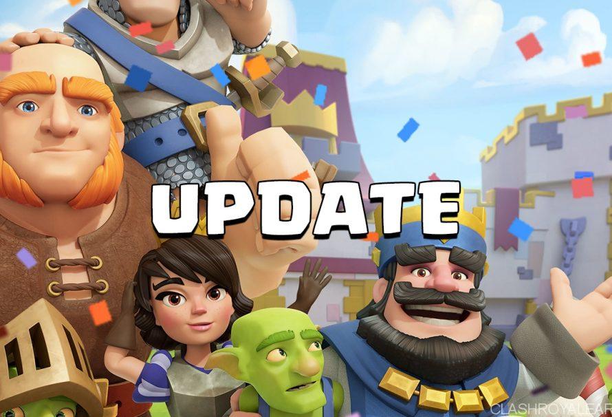 Clash Royale August Balance Update – Brücke Spam Meta ist vorbei!