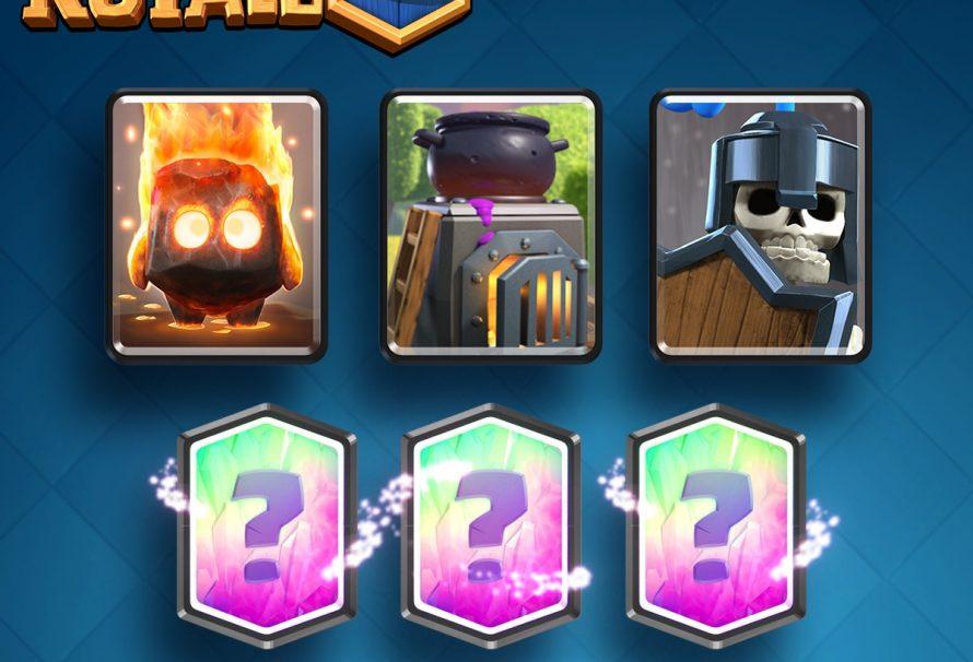 Clash Royale Mai Update: 6 neue Karten werden veröffentlicht!