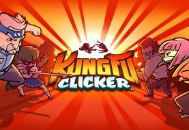 Kung Fu Clicker ist ein leeres Kampfspiel, das bald kommt