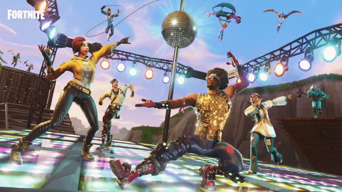 'Fortnite' Patch 6.02 Introduces Disco-Themed Limited