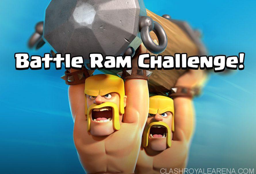 Battle Ram Challenge – Neue Decks und Tipps enthalten