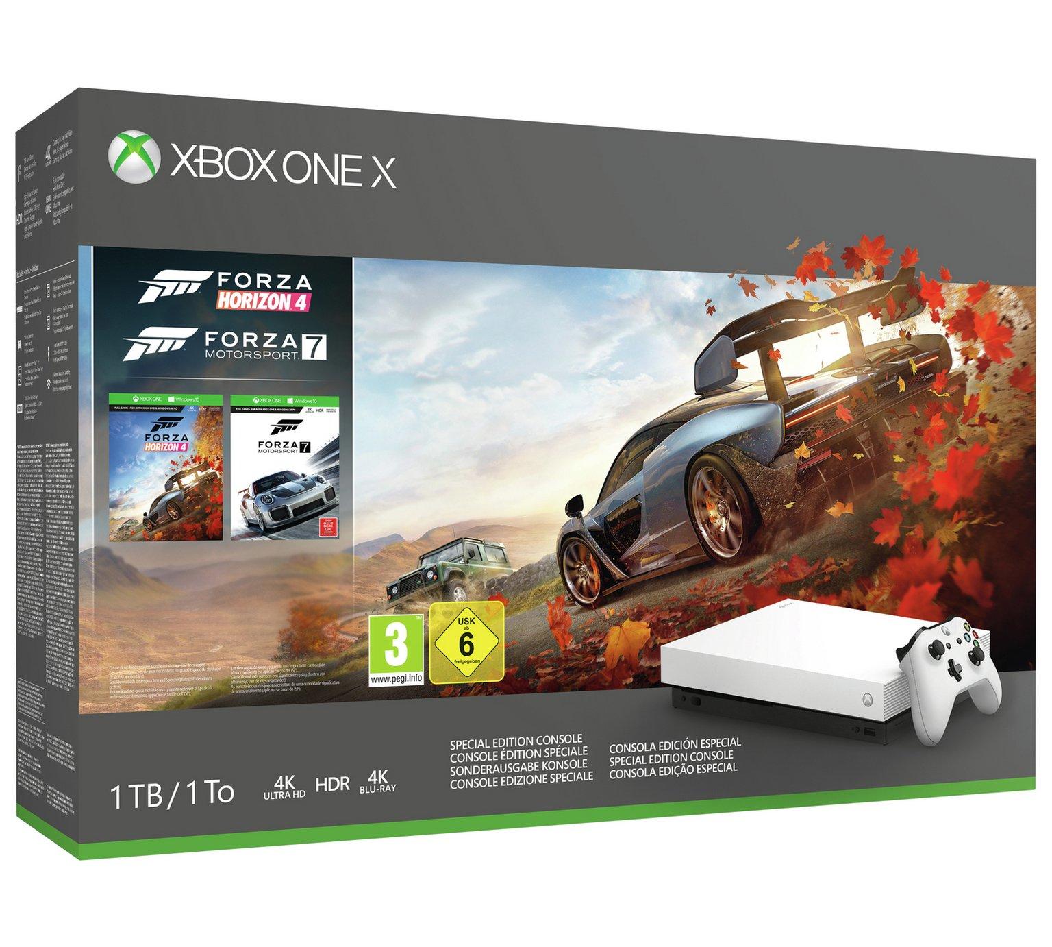 Xbox One Forza Bundle