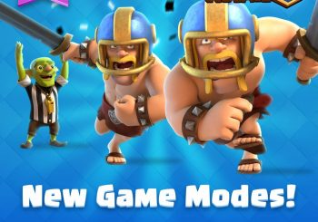 Touchdown Modus, Gold Rush Challenge und Mirror Challenge