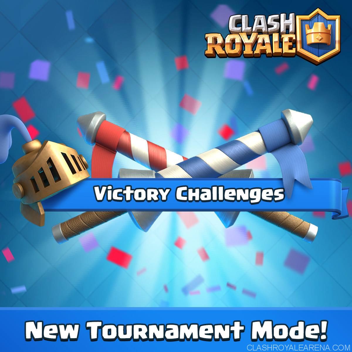 clash royale september Update neuer Turniermodus