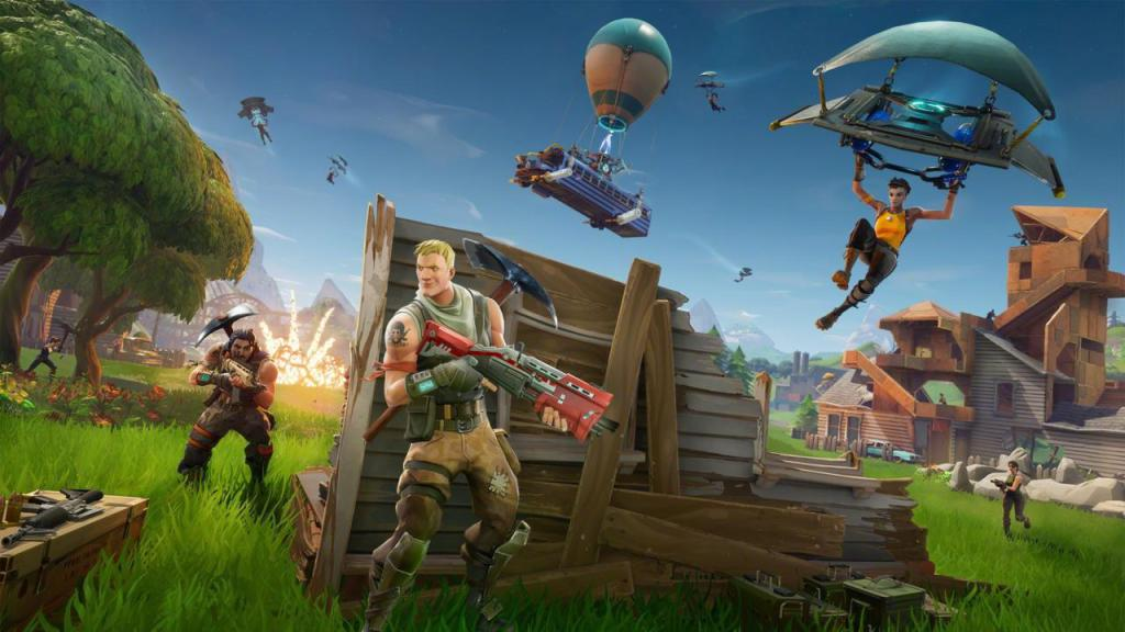 Fortnite Schlacht Royale Android
