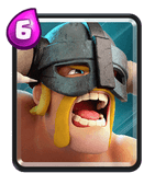 Clash Royale Elite Barbaren