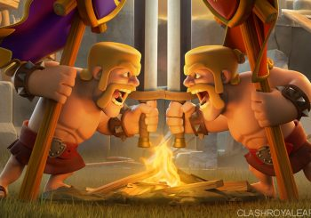 Clash Royale Clan Wars (Idee)