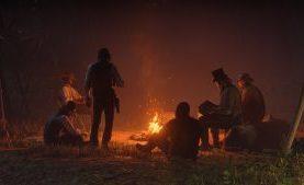 Red Dead Redemption 2 NPC Dialog ändert sich, wenn Sie Minikarte ausschalten - Gerücht
