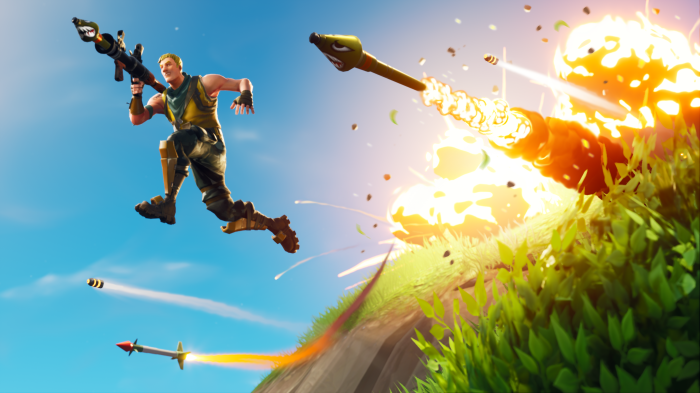 'Fortnite' Android Version Available Now Sans