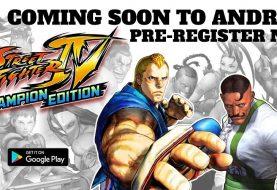Registriere dich jetzt für Street Fighter IV: Champion Edition