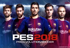 PES 2018 verwandelt sich mit neuen Legenden zu erwerben