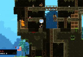 Broforce (Switch)   Review