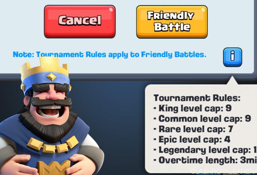 Clash Royale Tournament – Alles, was Sie wissen müssen