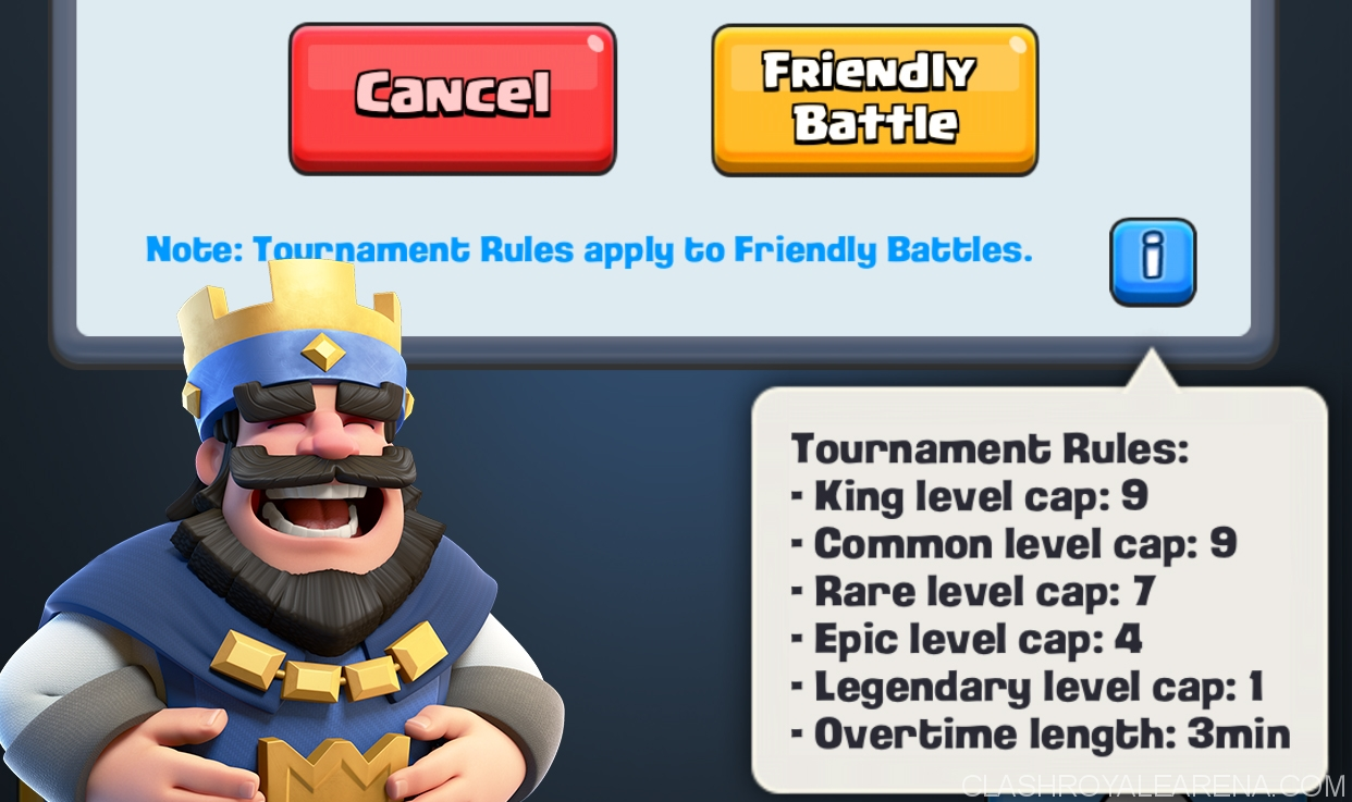 Clash Royale Turnier