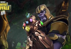 Thanos Funktionen in Fortnite im neuen Infinity Gauntlet-Modus