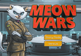 Der Cat-Karten-Kämpfer Meow Wars wird diese Woche zu Android kommen