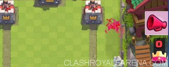 Konfetti-Zusammenstoß-Royale