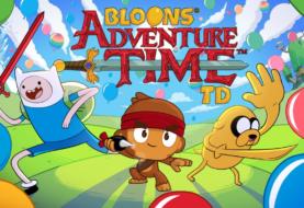 Bloons Adventure Time TD ist ein mobiles Spiel-Mashup