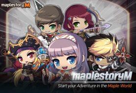 Sie können sich jetzt für Maple Story M registrieren