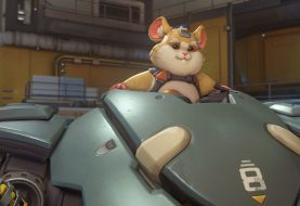Hammond the Hamster is making his adorable Overwatch debut next week