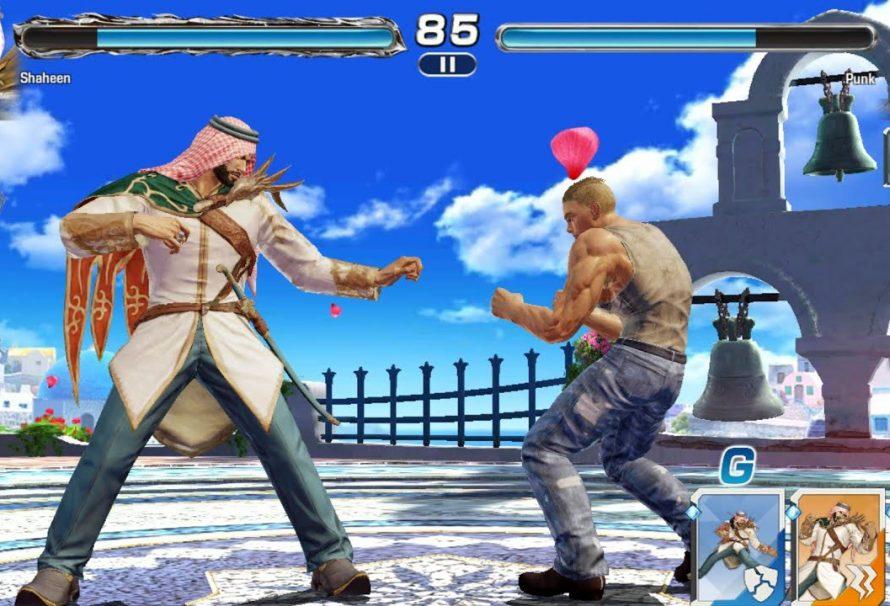 Sie können sich jetzt für Tekken Mobile unter Android registrieren