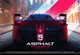 Asphalt 9: Legends kommt bald auf Android