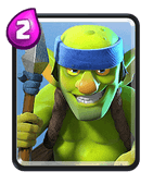 Clash Royale Speergoblins