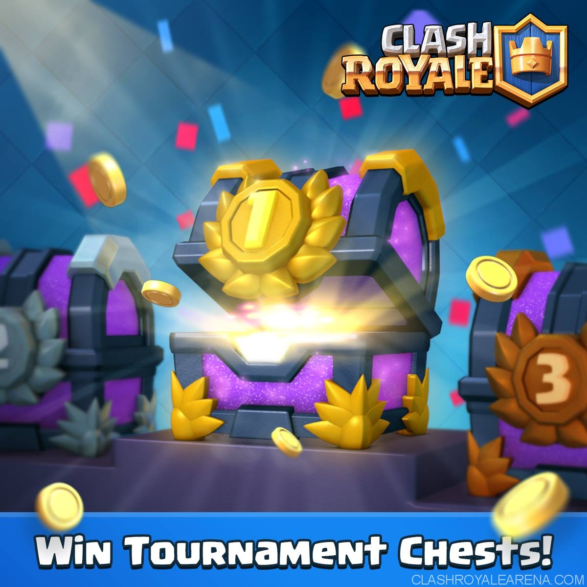 clash royale tournament chest