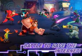 Sie können sich jetzt für Disney Heroes: Battle Mode registrieren