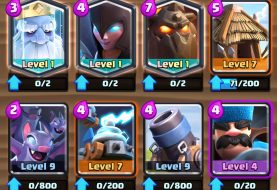 Clash Royale Januar Balance Change Update (1/24)