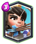 Clash Royale Prinzessin