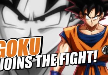 Dragon Ball FighterZ Anhänger für Goku, Vegeta Drop