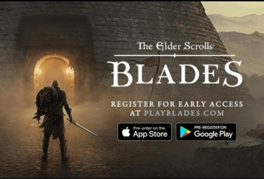 Melde dich jetzt für den frühen Zugang zu The Elder Scrolls: Blades an