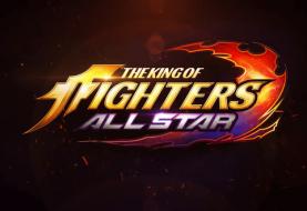 Der King of Fighters All Star könnte einen Western Release bekommen