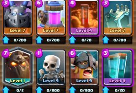 Clash Royale Update: November Balance Change (30.11.2016)