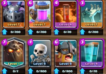 Clash Royale Update: November Balance Change