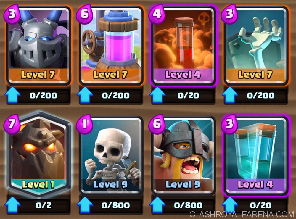 Clash Royale Balance Change Update