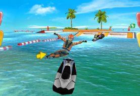 Aqua Moto Racing 2 review - Fang diese Welle