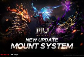 MU Origin 3.0 Update bringt neue Dungeons, Mounts, Server Assault Mode und mehr