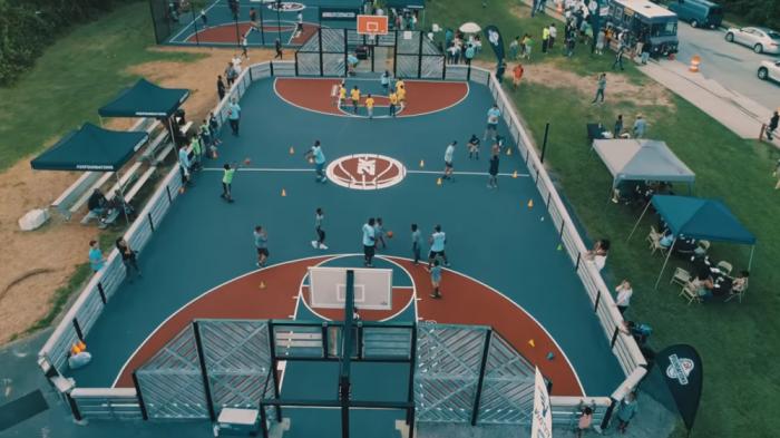 2K Games Program to Refurbish Basketball