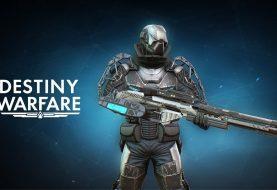 Destiny Warfare ist ein Science-Fiction-Multiplayer-Shooter