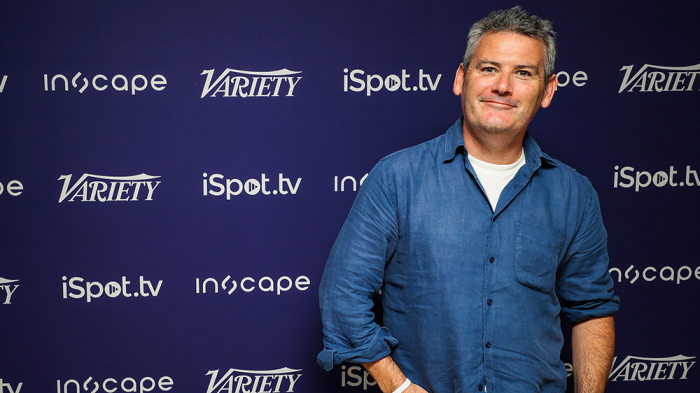 Mark D'Arcy (VP and CCO of