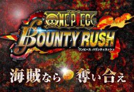 Multiplayer Brawler One Piece Bounty Rush ist jetzt draußen